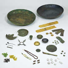 Votive Objects from the Central Golden Hall