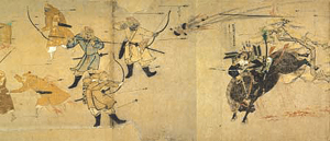 Illustrated Account of the Mongol Invasion