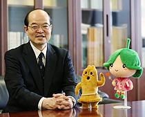東京国立博物館長 銭谷 眞美