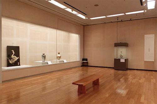 秋田県立近代美術館 展示会場風景