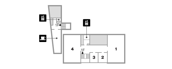 黒田記念館2階