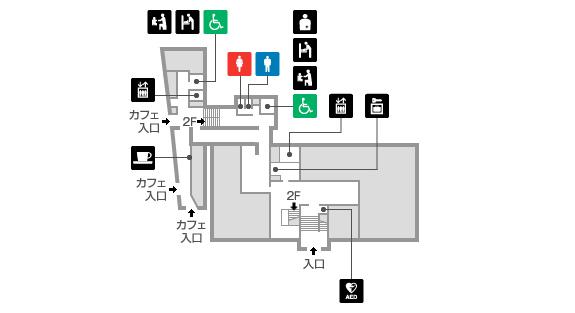 黒田記念館1階