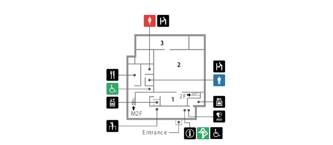 The Gallery of Horyuji Treasures 1F