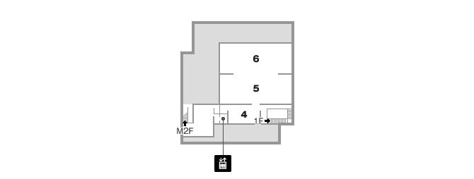 法隆寺宝物館2階