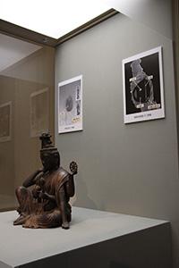 本館11室の展示
