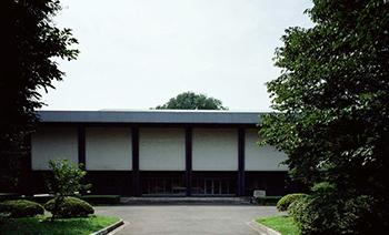 旧法隆寺宝物館