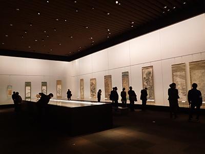 東洋館8室展示風景