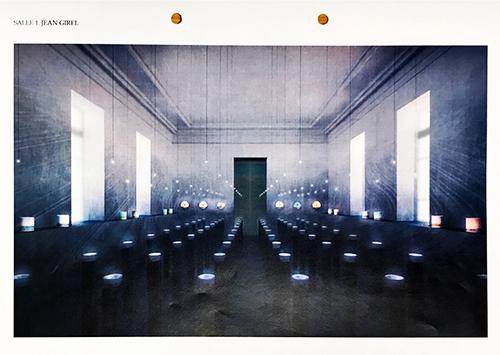 第1室の展示イメージ