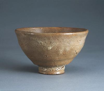 重要美術品 大井戸茶碗 銘有楽 朝鮮時代 (展示しておりません)