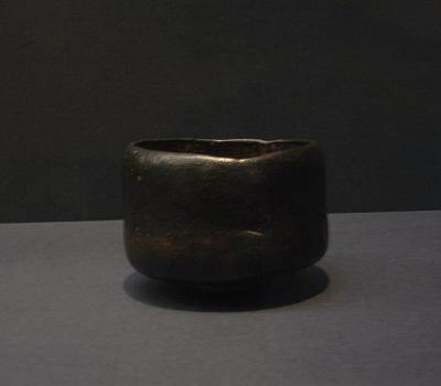 黒楽茶碗 銘尼寺 長次郎 安土桃山時代