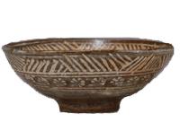 Tea Bowl, Horimishima Type, Known as Kimura