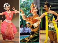 アジアの女神たち