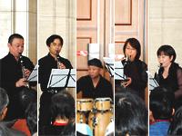 Mini Clarinet Concert