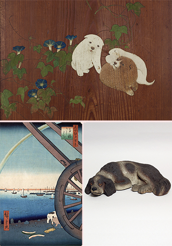 Celebrating the New Year with Dogs in History and Art