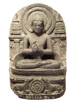 Seated Sakyamuni Buddha