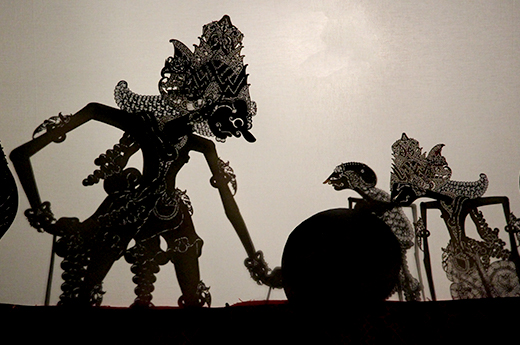 Wayang Kulit: Shadow Puppet Theater from Java (in Japanese)