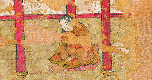 Age 12: Venerated by a Sage from Baekje