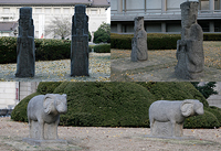 Stone Statue of Korea