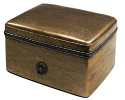片輪車螺鈿手箱