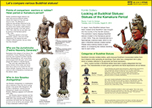 Family Gallery, Looking at Buddhist Staues: Statues of the Kamakura Period