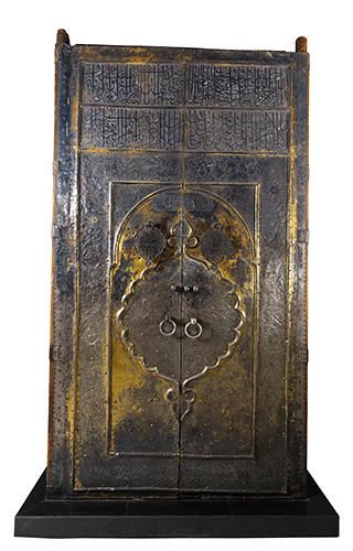 カァバ神殿の扉