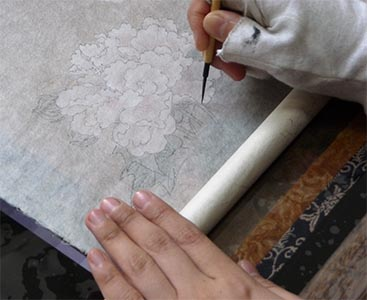 Process 1: Tracing the Outlines