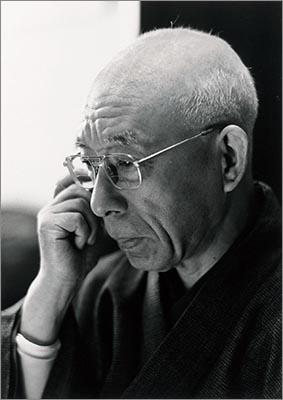 小林斗盦の肖像