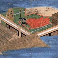 중요문화재 세이코지 연기 두루마리 그림 상권