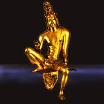 Seated Avalokitesvara