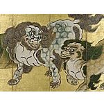 Chinese Lions (Detail)