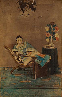 Chinese Women (Little Guazhu, Little Guabao)