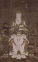 Fugen enmei, the Bodhisattva of Universal Virtue who Prolongs Life