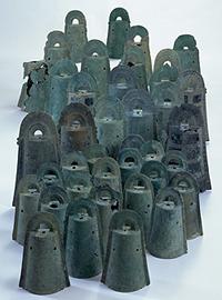 加茂岩倉遺跡出土の銅鐸