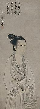 Portrait of Reishojo
