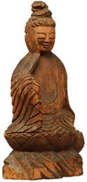 如意輪観音菩薩坐像