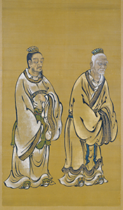 The Thirty-two Chinese Sages