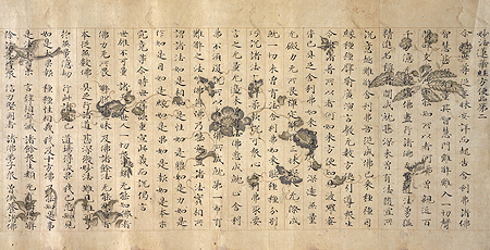 Lotus Sutra,