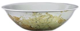 Bowl, Celadon glaze