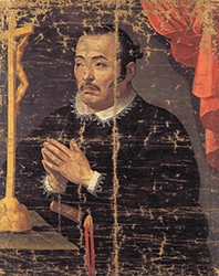 Portrait of Hasukura Tsunenaga