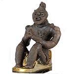 国宝 普賢菩薩像(部分) 平安時代・12世紀 東京国立博物館蔵