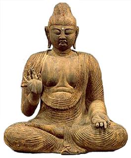 Seated Yakushi Nyorai