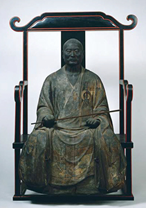 Seated Figure of Chugan Engetsu