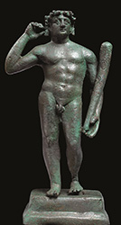 Statuette of Heracles