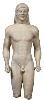 クーロス像