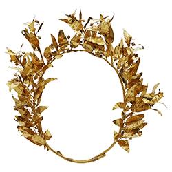 ギンバイカの金冠