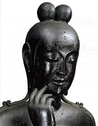 Pensive Bodhisattva
