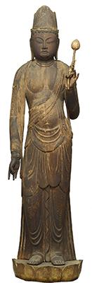 重要文化財 観音菩薩立像