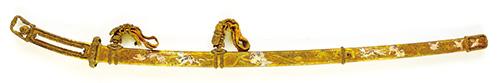 Sword Mounting, Tachi