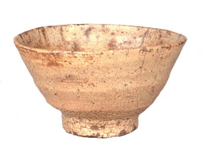 """Tea Bowl, Koido type, Known as Roso (""""old monk"""")"""