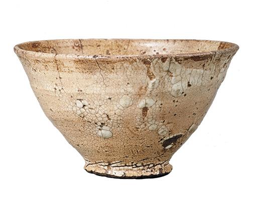 Tea Bowl, Koido type, Known as the Rokujizo
